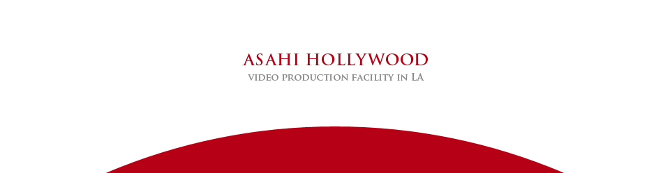 Asahi Hollywood -Video Production in LA-
